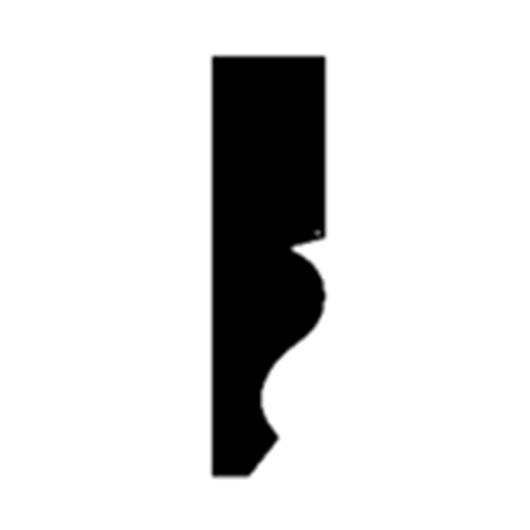 Architrave 01-H1-oec - AR01-H1-oec image