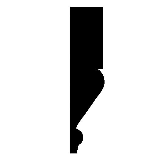 Architrave 21b