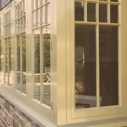 Accoya Casement Windows - made to match - Casement Window 04 image