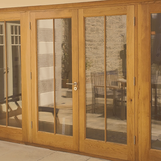 Bespoke Oak Doors - DOOR OAK image