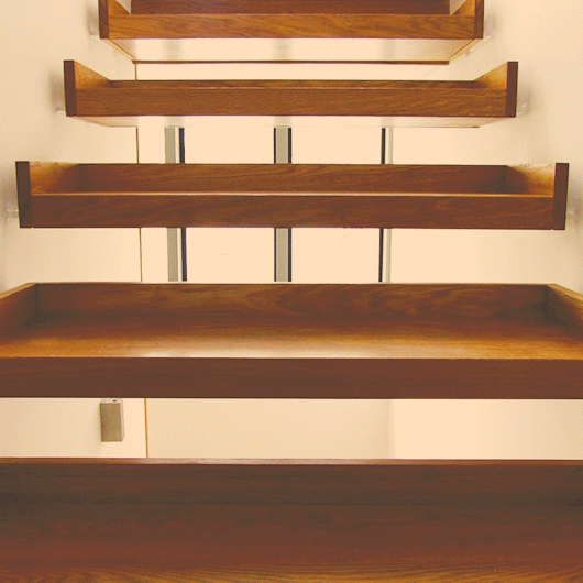 Bespoke Stairs - Floating Stairs - STAIRS | FLOATING image