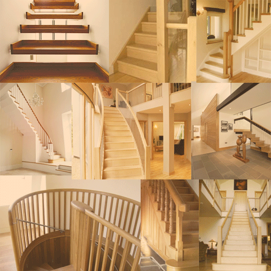 Bespoke Stairs - all types - STAIRS | BESPOKE image