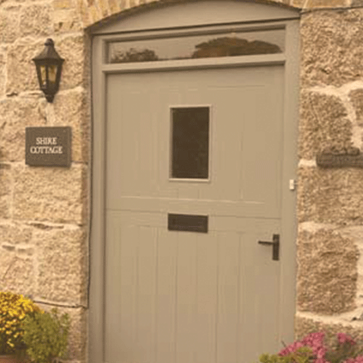 Bespoke Wooden Stable Doors - DOOR STBL image