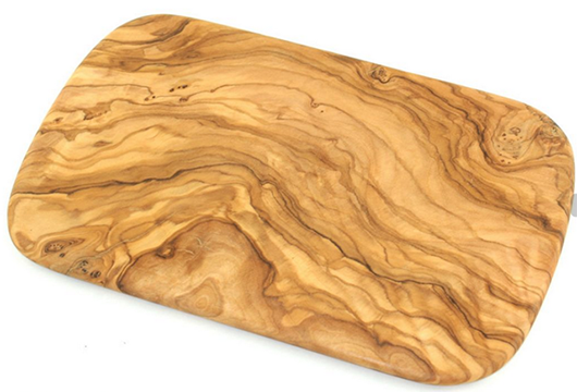 Olive Wood Chopping Board 17 - CBFB22X14 image