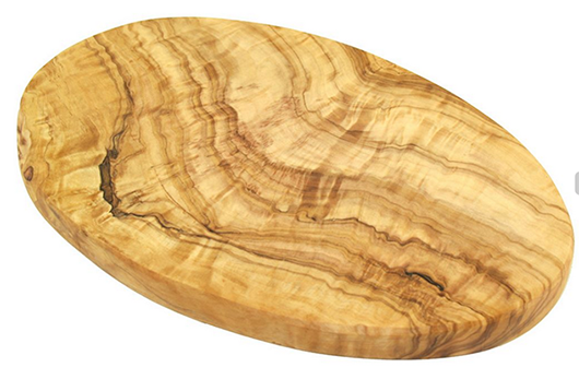 Olive Wood Chopping Board 16 - CBOS image