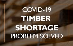 Blog Post: Global Timber Shortage - Lets tackle this together