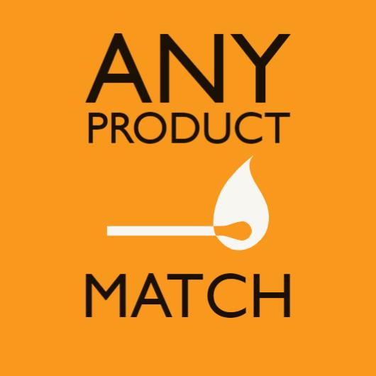 1 BESPOKE PRODUCT | MATCHING SERVICE profile image 3
