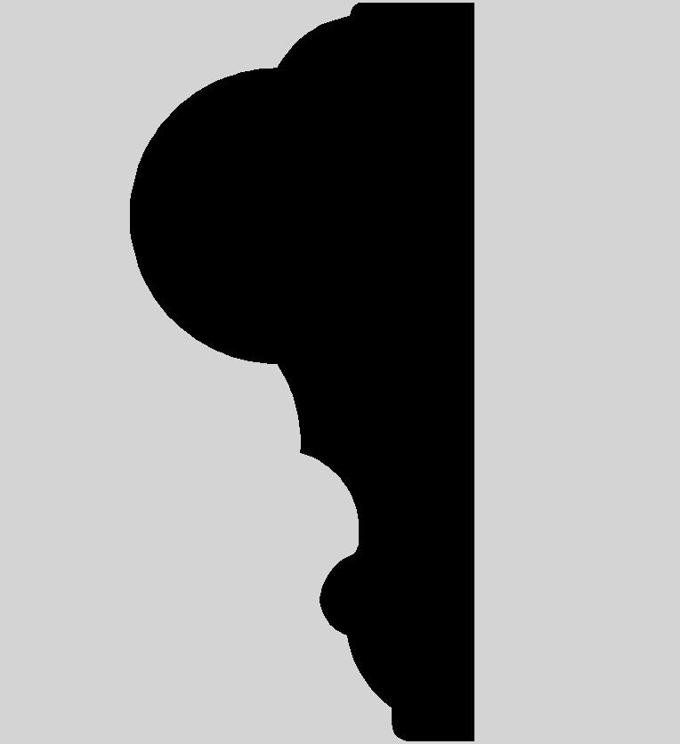 Dado Rail 03 - DR03 image