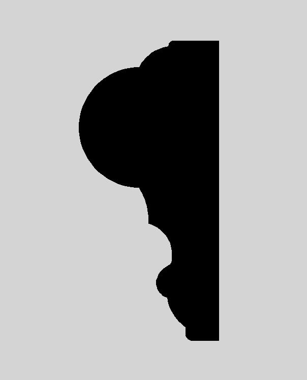 Dado Rail 04 - DR04 image