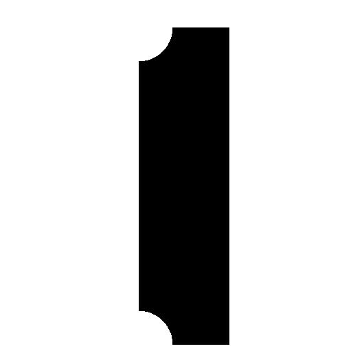 Dado Rail 07B - DR07B image