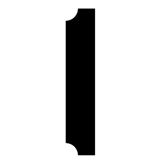 Dado Rail 07D - DR07D image
