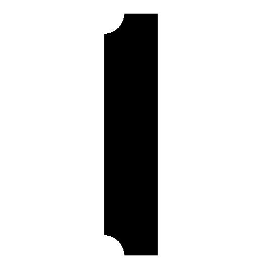 Dado Rail 07E - DR07E image