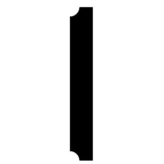 Dado Rail 07F - DR07F image