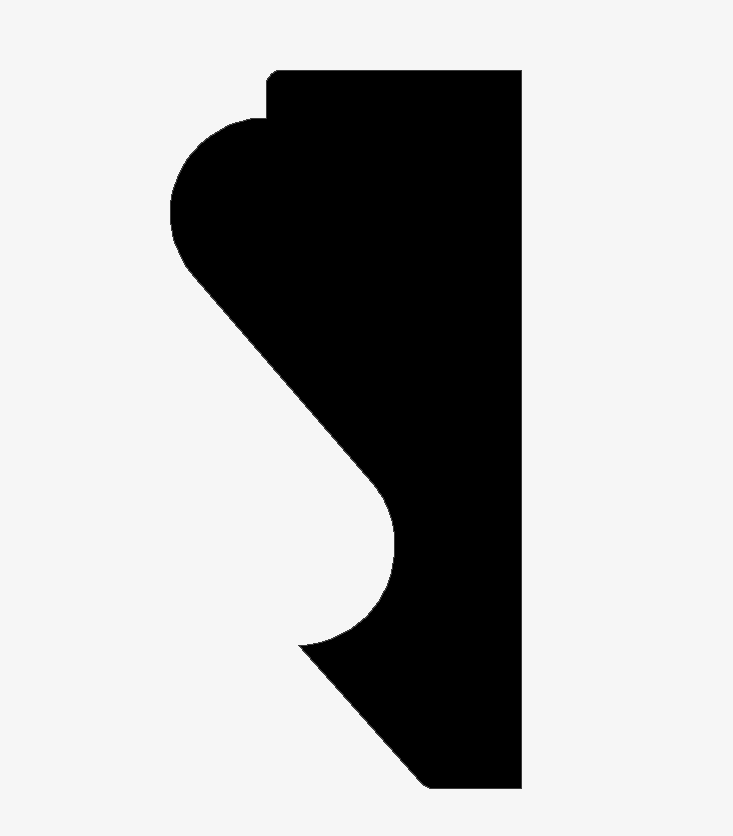 Dado Rail 08 - DR08 image