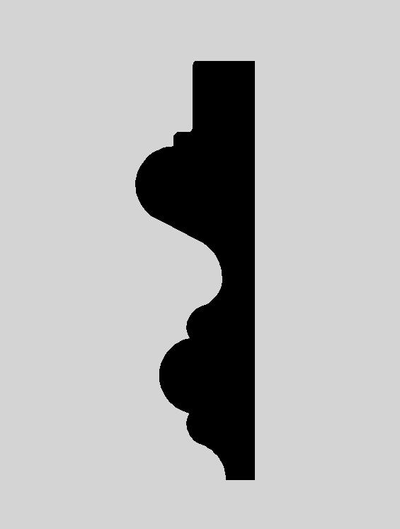 Dado Rail 11 - DR11 image