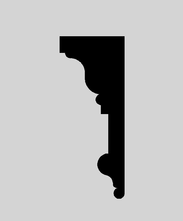 Dado Rail 13 - DR13 image