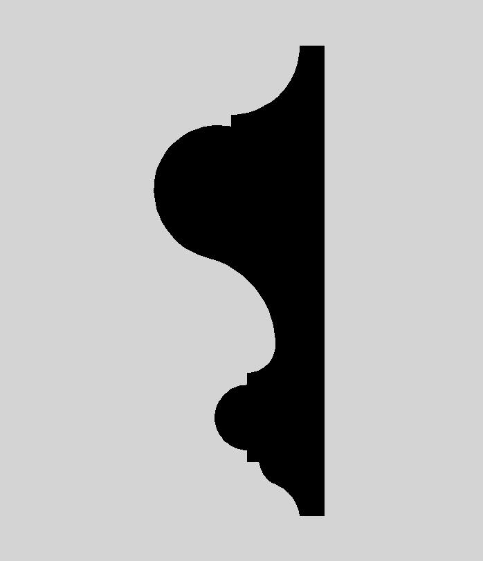 Dado Rail 17 - DR17 image