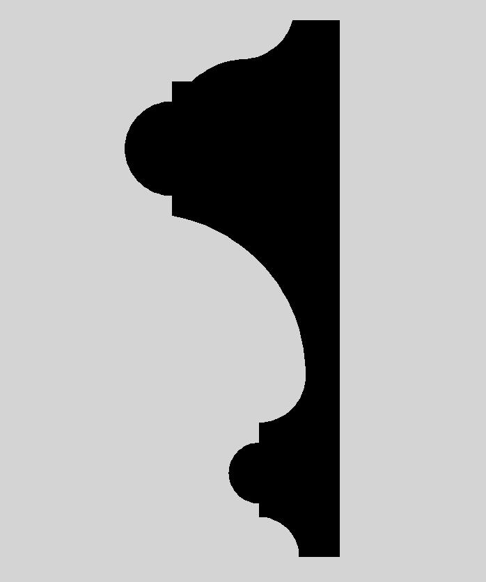 Dado Rail 20 - DR20 image