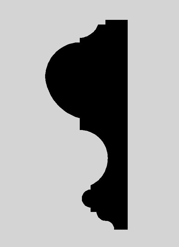 Dado Rail 21 - DR21 image