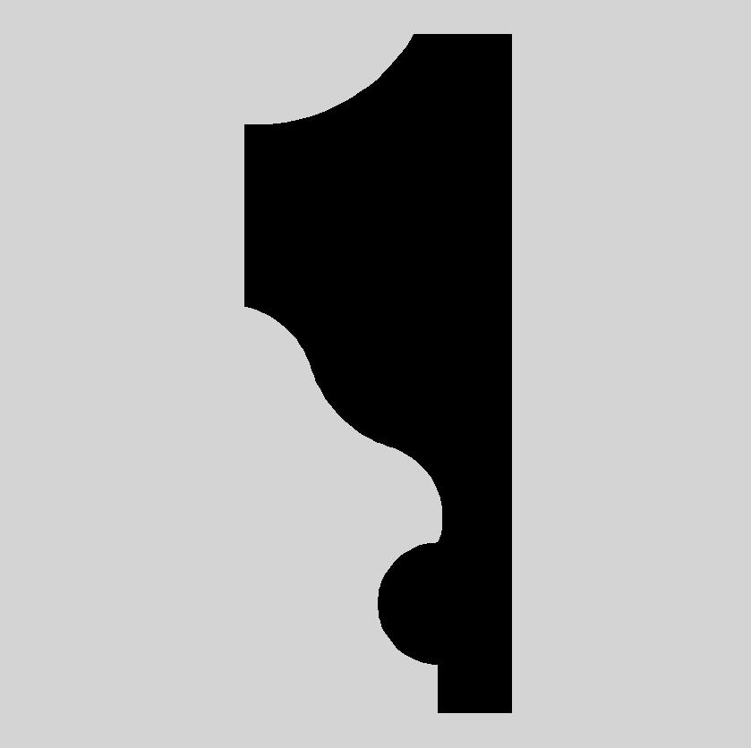 Dado Rail 23 - DR23 image