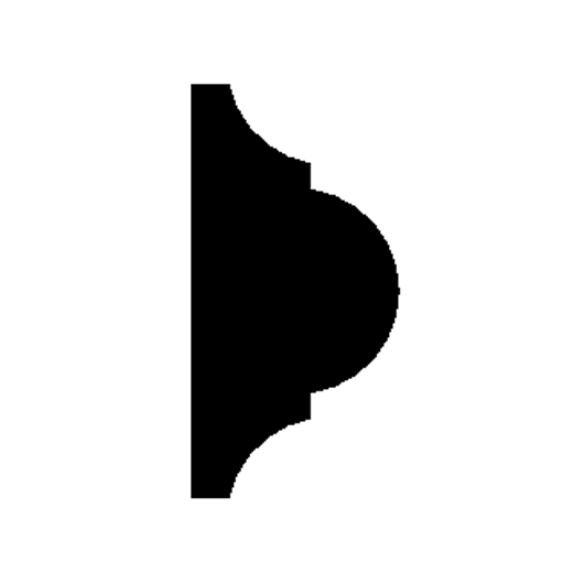 Dado Rail 289 - DR289 image