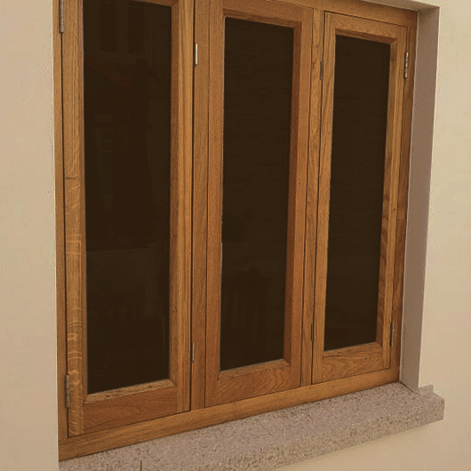 Oak Casement Windows - made to match - Casement Window 03 image
