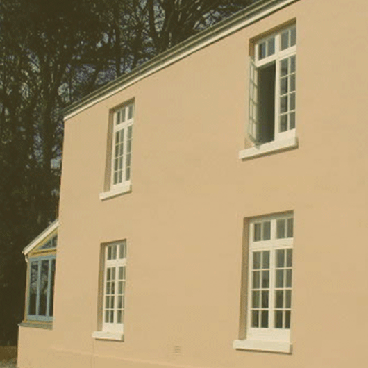 Wood Casement Windows - made to match (Single Glazed) - Casement Window 01 image