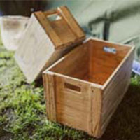 Boxes, cases and crates image