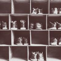 Shoe racks image