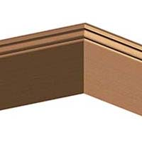 Skirting board from Wooduchoose