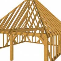 Timber Frame Structures image