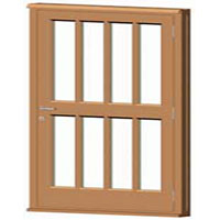 Window and Door Components from Wooduchoose