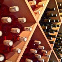 Wine racks image