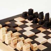 Wooden board games image