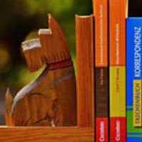 Bookends image