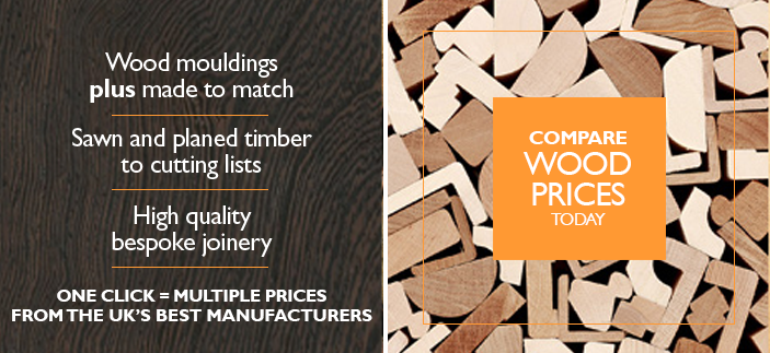 Wood Mouldings | Wood Specialists | Compare Wood Prices