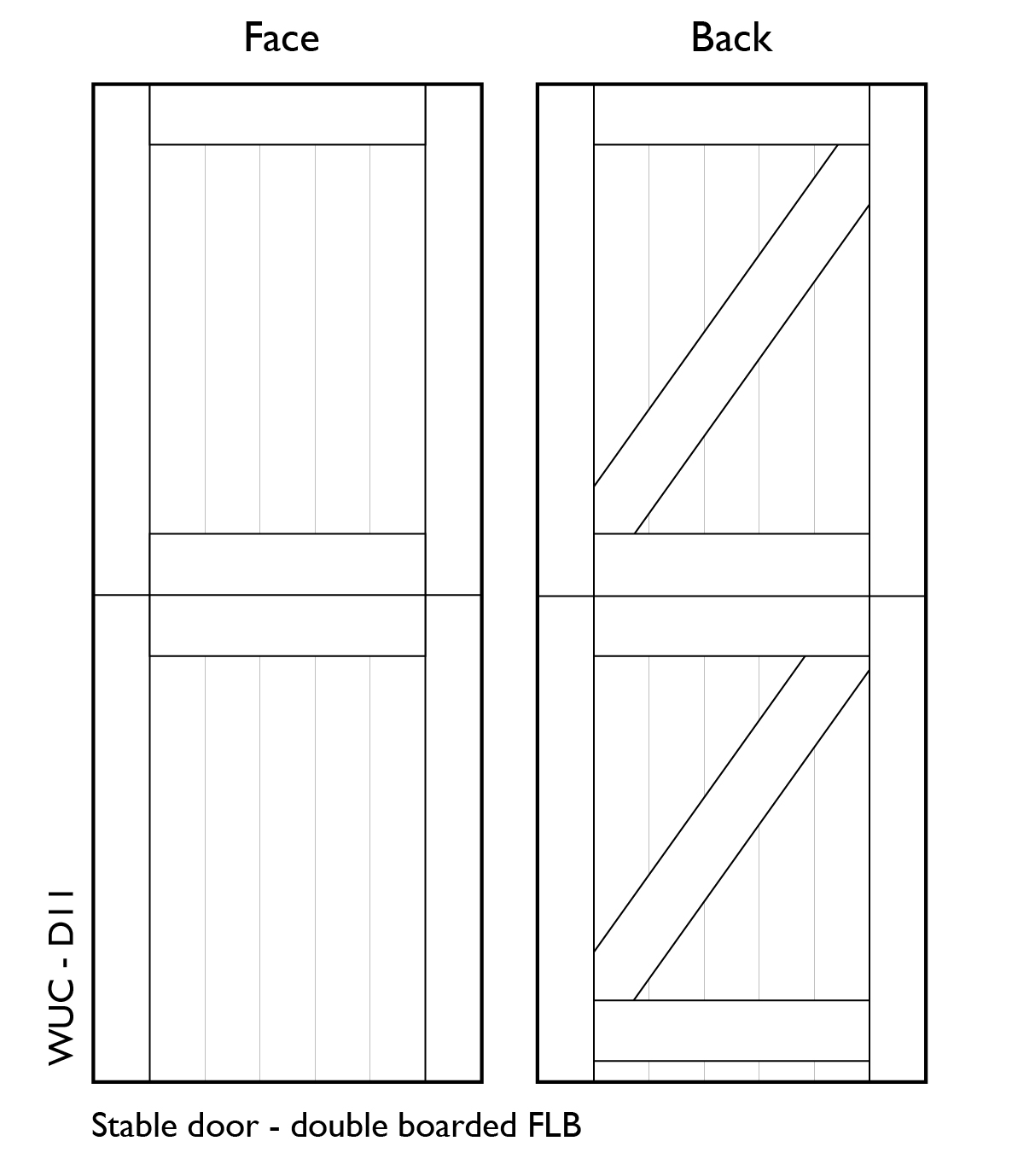Stable Door Design