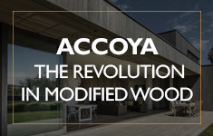 Blog Post: Accoya the revolution in modified dimensionally stable sustainable wood