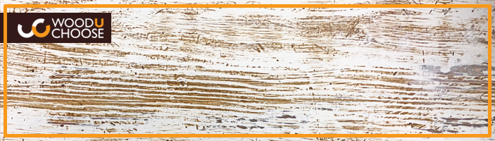 Wood resin appearance