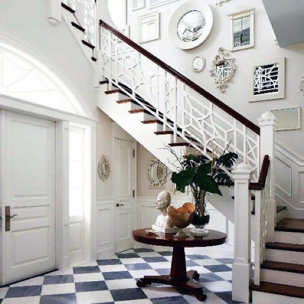timber handrail