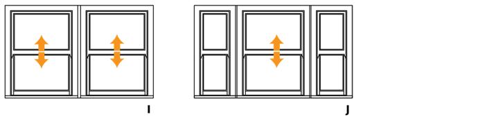 replica sliding sash windows